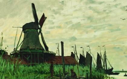 Moulin à Zaandam