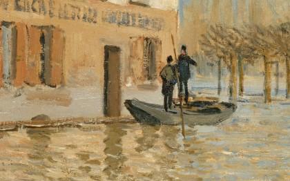 Sisley et la Seine