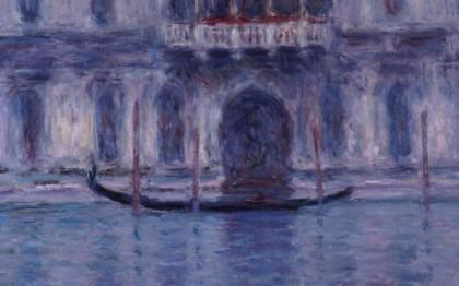 Monet et l'horizon