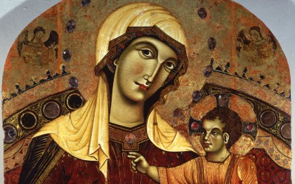 La peinture à Sienne au XIIIe siècle : un art marqué par la tradition