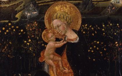 La mutation de la peinture à Sienne au XVe siècle