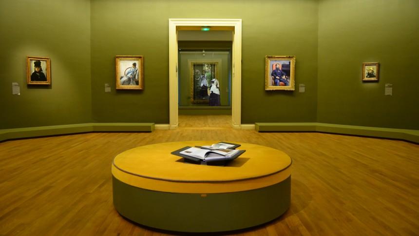 Visites commentées au musée